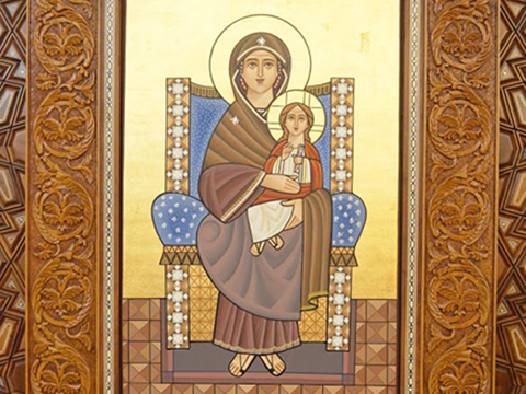 St. Mary Icon